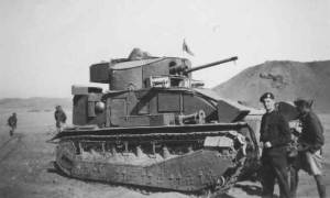 The Mark.III was intended to replace the older Mark.II